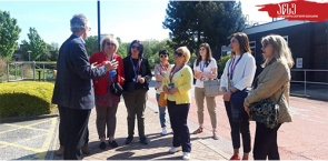 ERASMUS + CREDIT International Mobility Project at Chester University