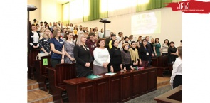 Representatives of the Faculty of Medicine at the International Conference