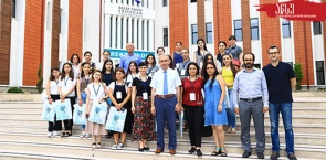 ATSU STUDENT EXCHANGE PROJECT AT ERDOGAN UNIVERSITY