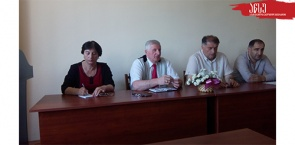 University Officials at the Faculty of Agriculture