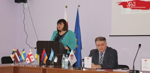 Workshop on Projects Funded by Swedish Institute at Akaki Tsereteli State University
